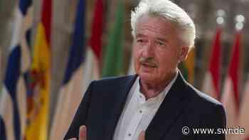 """Jean Asselborn, Außenminister Luxemburg zu Rechtsstaatlichkeit: """"Debatte ist EU unwürdig"""" - SWR"""