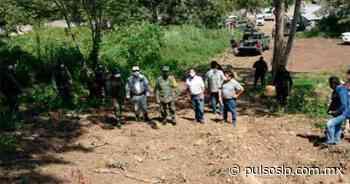 Definen terrenos donde estará la GN en Tamazunchale - Pulso de San Luis