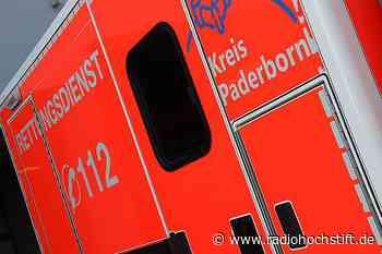 Mehrere Schwerverletzte in Paderborn, Delbrück, Salzkotten - Radio Hochstift