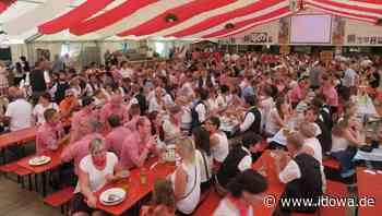 Heimatfest Kollnburg: Festspezialitäten für dahoam - Regen - idowa