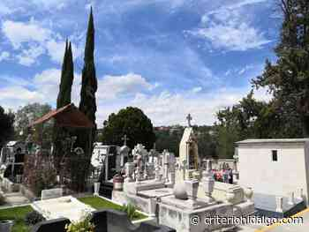 Los cementerios de Tepeji, sin capacidad para entierros - Criterio Hidalgo