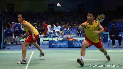 Die erfolgreichsten Badminton-Olympioniken