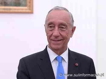 Marcelo prometeu e vai a Boliqueime visitar idosos do lar da Santa Casa - Sul Informacao