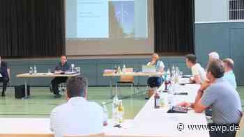 Windpark Sulzbach-Laufen: Im Wald werden einige neue Windräder gebaut - SWP