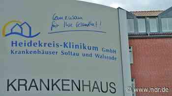 Walsrode: Planung für Zentralklinikum unter Druck - NDR.de