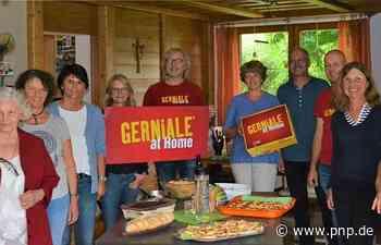 """""""Gerniale dahoam"""": Filmpackerl an Gewinner übergeben - Passauer Neue Presse"""