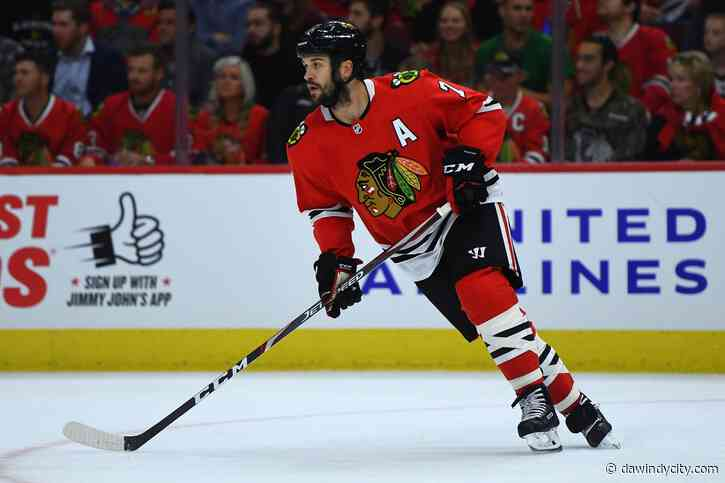 Chicago Blackhawks: The future of Brent Seabrook is in doubt