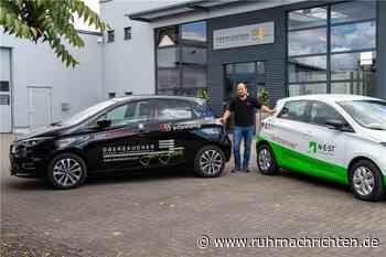 Grün und günstig: E-Carsharing gibt es jetzt auch in Stadtlohn - Ruhr Nachrichten