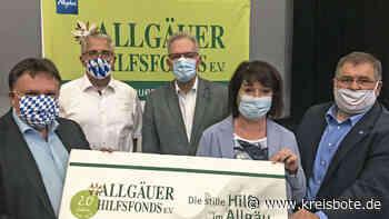 Allgäuer Hilfsfonds: Großartige Erfolgsbilanz - kreisbote.de
