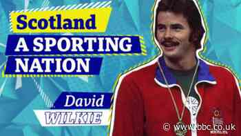 Sporting Nation: 'David Wilkie changed swimming' - Duncan Scott - BBC News