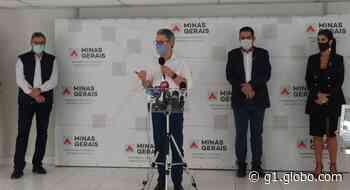 Governador entrega respiradores para Coronel Fabriciano e fala sobre aprimoramentos no 'Minas Consciente' - G1