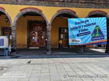Cierre parcial de actividades en Presidencia de Valle de Santiago - Noticias NPI
