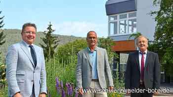 Baiersbronn: 41 Jahre voller Einsatz für Realschule - Baiersbronn - Schwarzwälder Bote