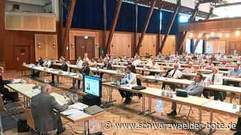 Baiersbronn: Vertreter segnen Fusionsvertrag einmütig ab - Baiersbronn - Schwarzwälder Bote