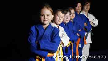 Ulverstone Judo Club junior members about to resume after long lay-off - The Advocate