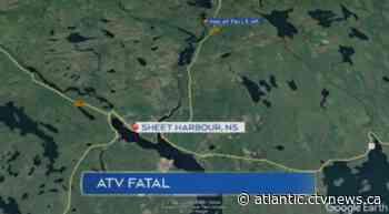 N.S. man killed in fatal ATV collision in Sheet Harbour - CTV News
