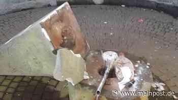 Kothen: Unbekannte tobten sich am Sauerbrunnen aus - Main-Post
