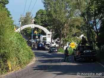 Asesinan a dos policías municipales de Misantla - NORESTE