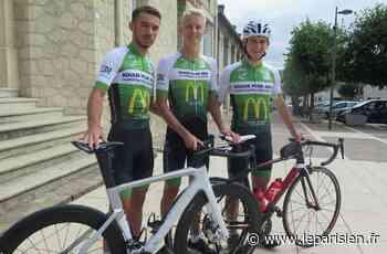 Trois étudiants de Verneuil-en-Halatte roulent pour les enfants hospitalisés - Le Parisien