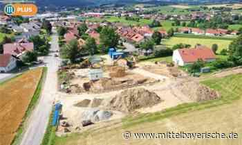 Stadt Furth bekommt neuen Hochbehälter - Mittelbayerische