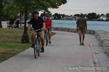 Sarnia and Point Edward cyclists urged to follow the rules - Sarnia Observer
