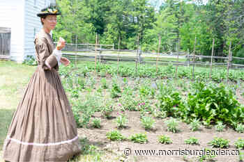 Revisiting the past at Upper Canada Village – from a distance - The Morrisburg Leader
