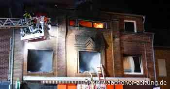 Zwei Männer im Krankenhaus: Feuerwehr verhindert in Heinsberg schlimmeres - Aachener Zeitung