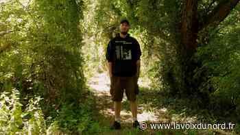 Roost-Warendin : David Thery et son Esprit erroné, chantre du « black metal » - La Voix du Nord