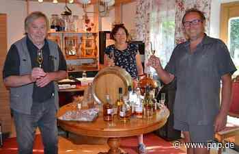 Sie brennen den ersten Whisky aus dem Landkreis Rottal-Inn - Passauer Neue Presse