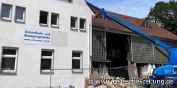 Nordwall-Halle in Celle wird abgerissen - Cellesche Zeitung
