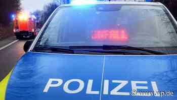 Olsberg: Hubschrauber fliegt Jungen nach Unfall in Klinik - Westfalenpost