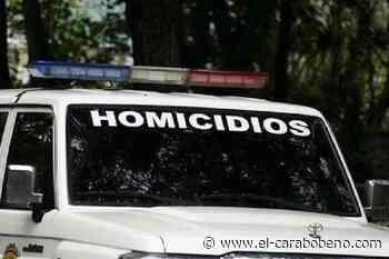 Localizados dos cadaveres maniatados y baleados en la vía a Ocumare del Tuy - El Carabobeño
