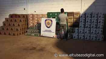 """En Chaguaramas detienen una cava cargada de """"aguardiente"""" +DETALLES - El Tubazo Digital"""