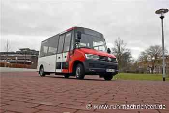 Bürgerbus Nordkirchen fährt bald wieder - mit kleinerem Fahrplan - Ruhr Nachrichten