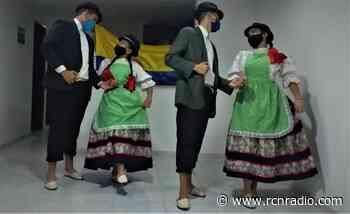 Tenjo, Cundinamarca, vive el Primer Festival de Danza Folclórica - RCN Radio