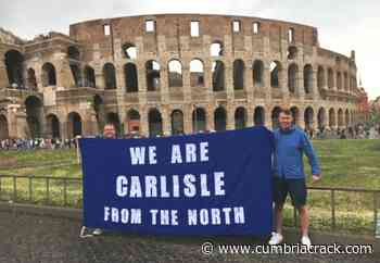 Carlisle United Official Supporters Club seek new members - Cumbria Crack