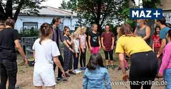 Jugendzentrum Klab organisiert Ferienprogramm in Luckenwalde statt Fahrt an die Ostsee - Märkische Allgemeine Zeitung