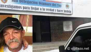 Cicpc desentierra restos humanos presuntamente de sexagenario desaparecido en Charallave - El Pitazo