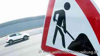Ab Montag Behinderungen auf der A39 bei Cremlingen - Wolfenbütteler Zeitung