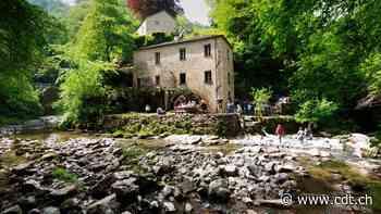 Valle di Muggio, da 40 anni un museo a cielo aperto - Corriere del Ticino