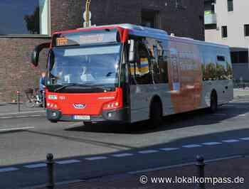 """Änderungen auf der Linie 784: Haltestelle """"Niedenstraße"""" in Hilden wird verlegt - Hilden - Lokalkompass.de"""