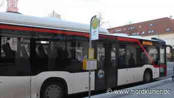 Busverkehr: Auch abends fahrscheinfrei durch Templin fahren? | Nordkurier.de - Nordkurier