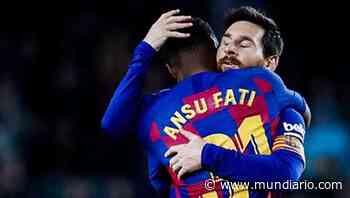 ¿El Barca podría aprobar la salida de Lionel Messi y la venta de Ansu Fati? - Mundiario