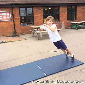 Debden children enjoy a virtual sports day - Saffron Walden Reporter
