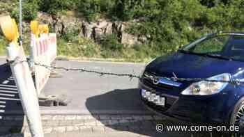 Drohungen und Polizeieinsätze: Autofahrer versuchen Stauchaos im Werdohler Versetal zu umfahren - come-on.de