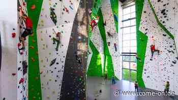 Alle Vorbereitungen sind erledigt: Kletterwelt auf Rosmart öffnet am Mittwoch - come-on.de