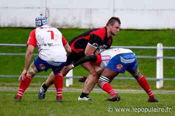 Rugby - Deux joueurs de l'AS Saint-Junien signent à l'USA Limoges - lepopulaire.fr