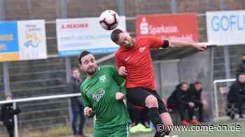 Fußball: FSV Werdohl kickt am Samstag beim Kiersper SC - Meinerzhagener Zeitung