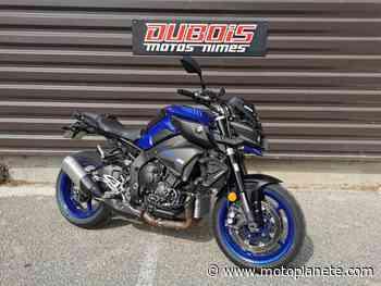 Yamaha MT-10 2019 à 11990€ sur NIMES - Occasion - Motoplanete