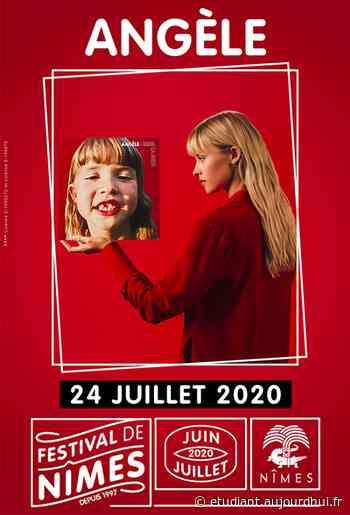 ANGELE - FESTIVAL DE NIMES 2020 - Arènes de Nîmes, Nîmes, 30000 - Sortir à France - Le Parisien Etudiant